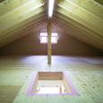 屋根裏収納 標準装備