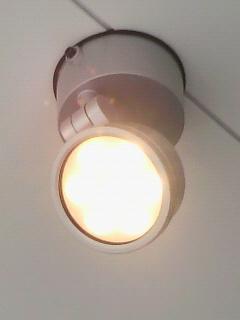 ELDの外灯