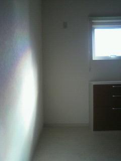 虹の出る窓